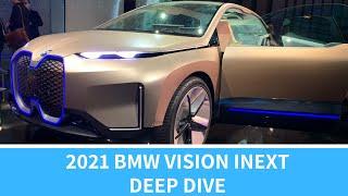 BMW Vision iNext 2021: Deep Dive Interior, Exterior & Tech