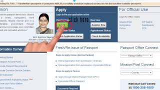 Lost / Stolen Passport!! How to Apply ? Shortest Video.