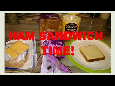 Ham Sandwich Time