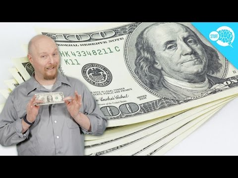Why Does Money Have That Distinct Smell?
