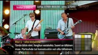 Kaija Koo - Vapaa (live @ särkänniemi)