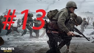 Call of duty World War 2 #13 / The End / walkthrough - gameplay / 1080p 60fps (with commentary)