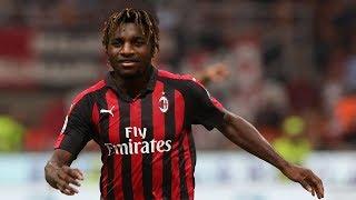 ALLAN SAINT-MAXIMIN • Welcome to AC Milan • Goals & Skills