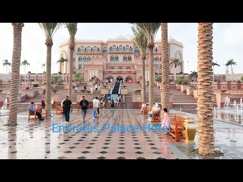 Sheikh Zayed Grand Mosque || Emirates Palace Hotel || Trip to Abu Dhabi || Art of Home Economics