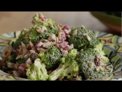 How to Make Delicious Broccoli Salad
