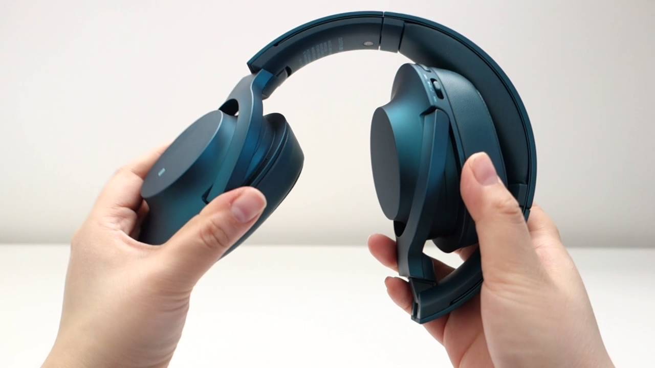 Unboxing the SONY h.ear on Wireless NC MDR-100ABN in ...