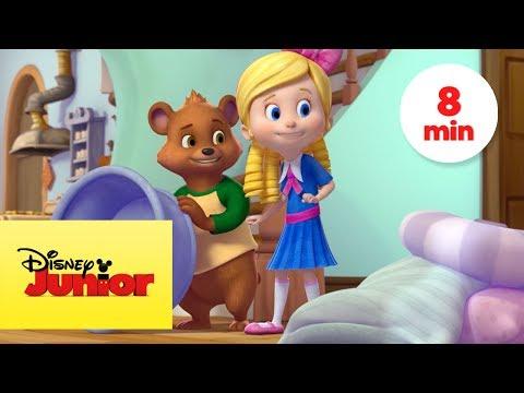 As Canções do Disney Junior I Cachinhos Dourados e Ursinho