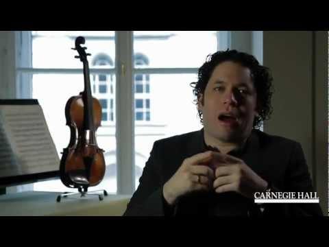 Gustavo Dudamel and Osvaldo Golijov on the Simón Bolívar Symphony Orchestra of Venezuela