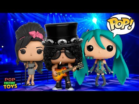 ROCK & POP STARS! | FUNKO POP