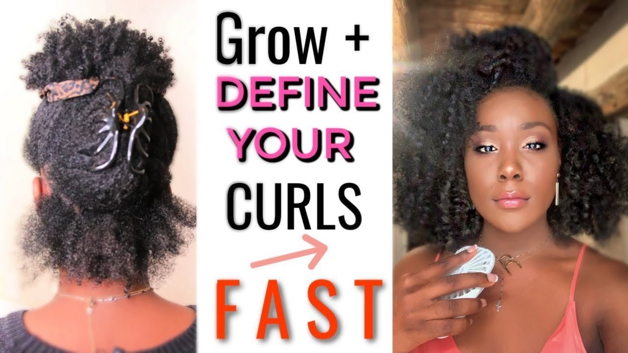 4C NATURAL HAIR TIPS that ACTUALLY Works for Curly Hair ...