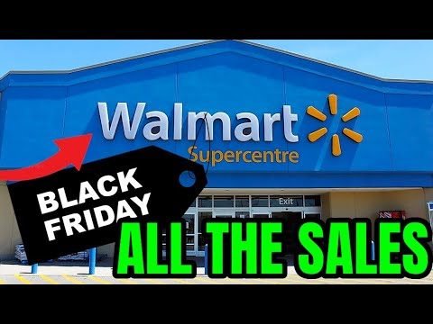 You can already shop Walmart's Black Friday deals  and more are ...