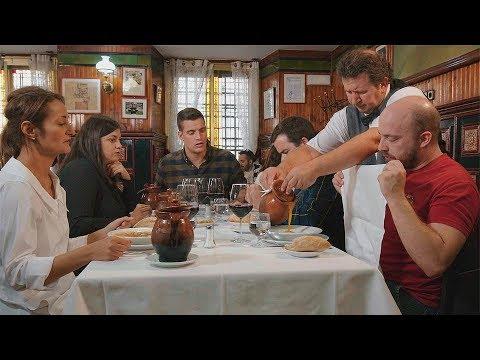 La cuenta, por favor 01: el mejor cocido de Madrid