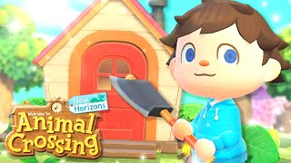 MEXIFY UND SEINE TOLLE AXT! | Animal Crossing: New Horizons #2