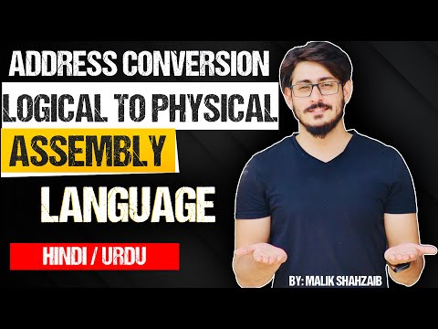 #8 Logical to physical address conversion | physical vs virtual memory | find & get physical address