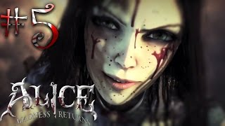 Alice: Madness Returns - Back At It! - Episode 5!