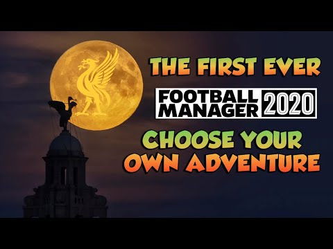 The First Ever Football Manager Choose Your Own Adventure