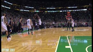 Boston Celtics Last 10.3 Seconds of Regulation Time vs Milwaukee Bucks (04/15/2018)