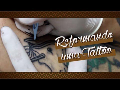Reforma de Tatuagem - Curso Online de Tatuagem Jhonny Tattoo