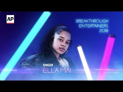 AP Breakthrough Entertainers 2018: Ella Mai Mp3