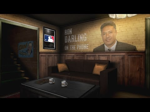 MLB on TBS Analyst Ron Darling on The Dan Patrick Show | Full Interview | 8/3/17