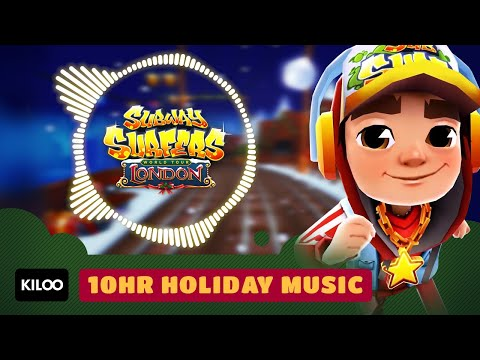 ❄️🎵 10 HOURS Of Subway Surfers Holiday Music 🎵❄️
