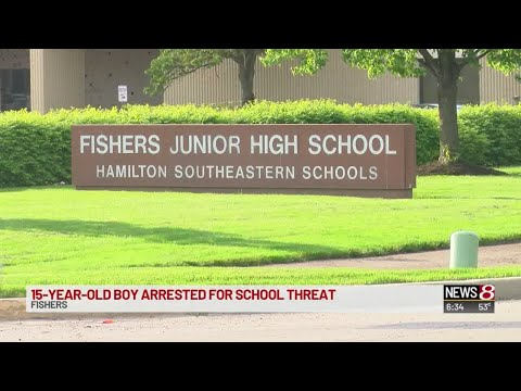 15-year-old Fishers Boy Faces Charges In Fishers Junior High Threat