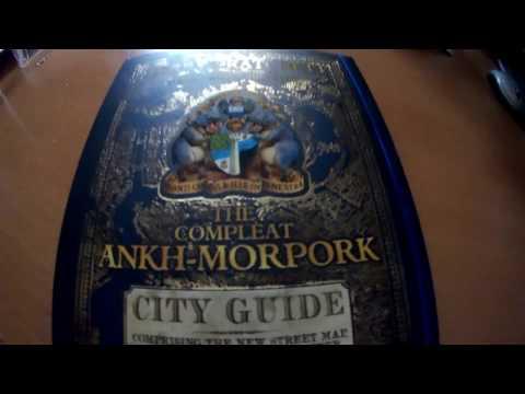 The Compleat Ankh-Morpork City Guide   -  Terry Pratchett