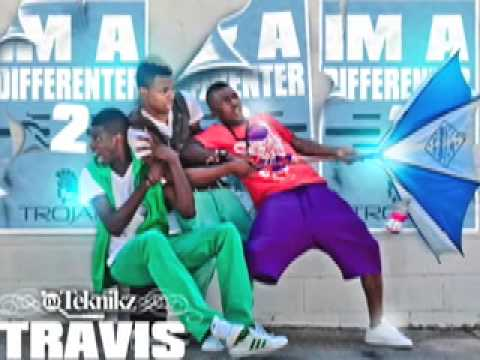 TRAVIS PORTER  ADIDAS Young Money BedRock