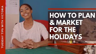 How to Plan a Successful Holiday Marketing Strategy