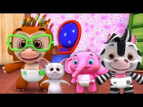 Eeny Meeny Miny Mo   детские рифмы   детская песня в россии   Song For Babies   Nursery Rhymes