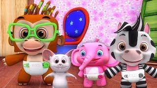 Eeny Meeny Miny Mo | детские рифмы | детская песня в россии | Song For Babies | Nursery Rhymes