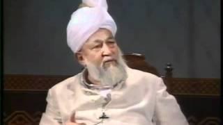 Liqa Ma'al Arab #61 Question/Answer English/Arabic by Hadrat Mirza Tahir Ahmad(rh), Islam Ahmadiyya