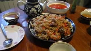 Настоящий Узбекский Плов готовим дома