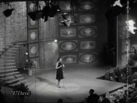 Gigliola Cinquetti  Non Ho LEtà  Eurovision Song Contest Winner 1964 original performance