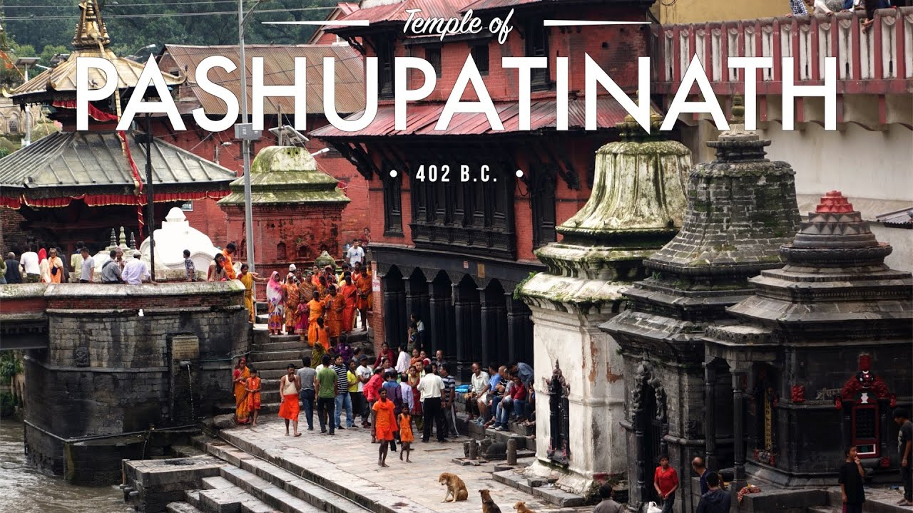 Pashupatinath Temple in Kathmandu - Nepal - YouTube