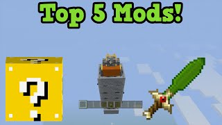 Minecraft Xbox 360 + One Top 5 Mods: Mod Showcases