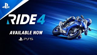 Ride 4 - Next-Gen Launch Trailer | PS5