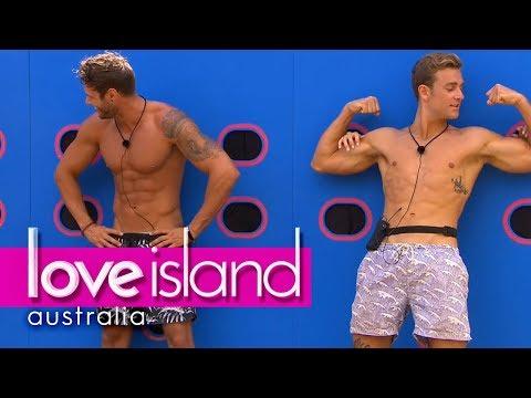 Challenge: Eden Is Crowned Best Bod Of The Villa | Love Island Australia 2018