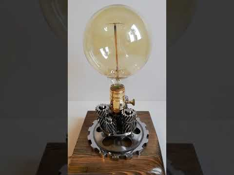 Industrial Table Lamp Pride&Joy