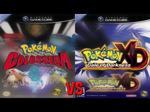 Community Choice: Pokemon Colosseum Vs. Gale Of Darkness