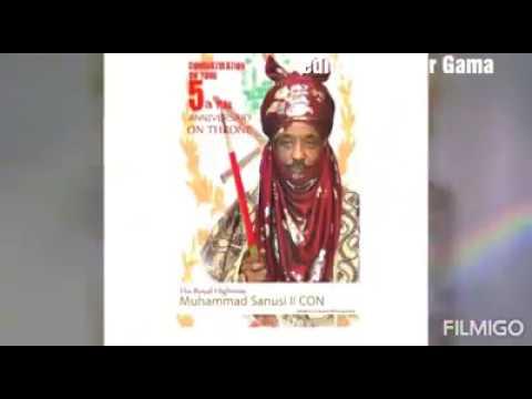Download Sabuwar Wakar Sarkin Kano Sanusi Daga Naziru Sarkin Waka