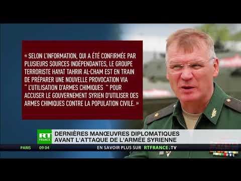 Idleb : la dernière bataille de Syrie ?