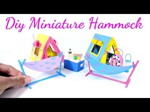 diy-miniature-hammock