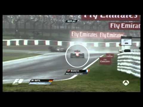 Jules Bianchi Accidentes