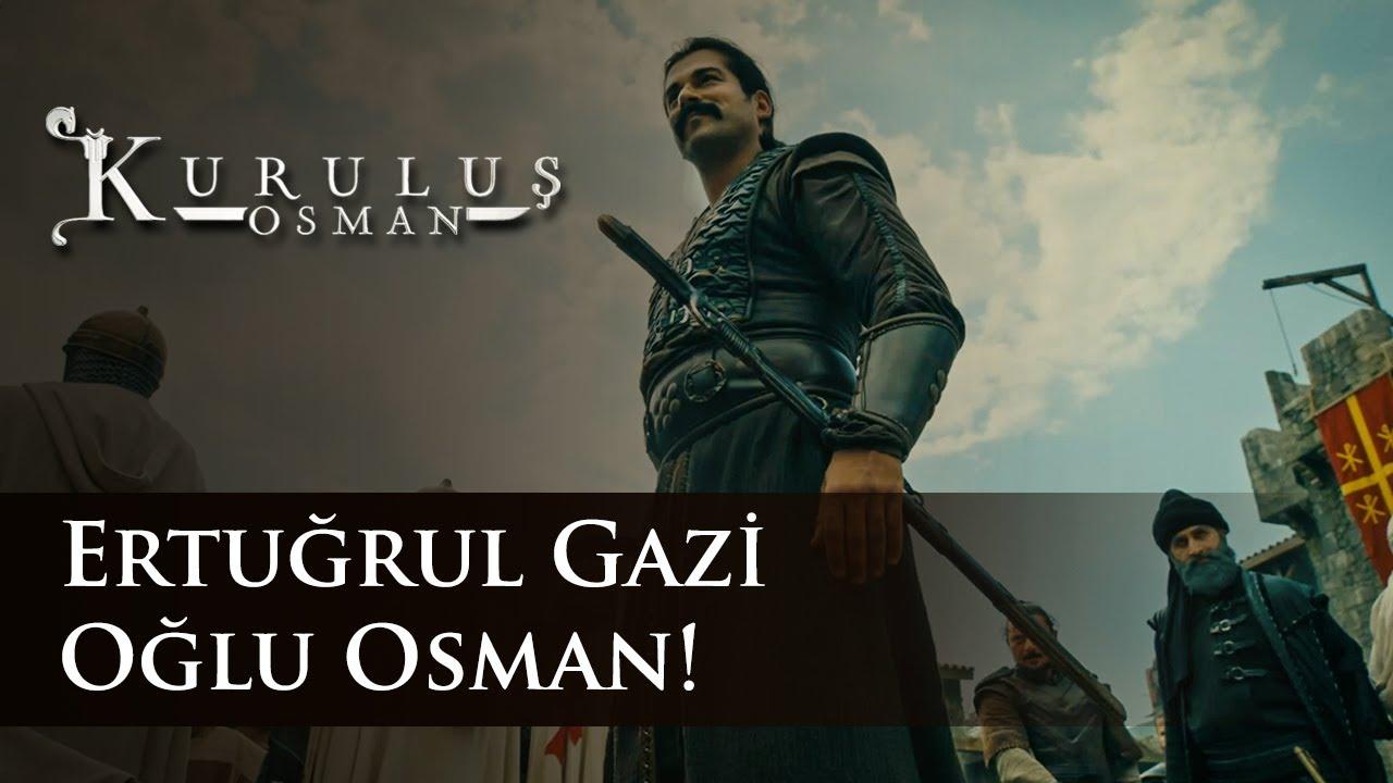 Ertuğrul Gazi Oğlu Osman! (Kuruluş Osman 27.Bölüm)