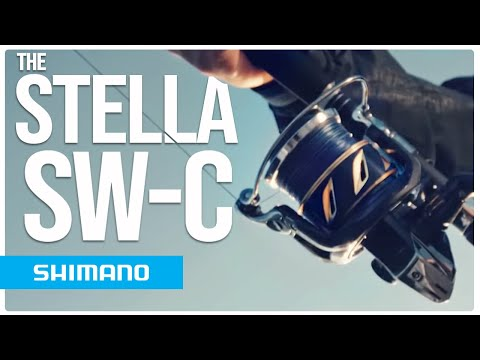 The Stella SW-C | Shimano Fishing Europe
