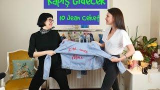 #AkıllıAlışveriş: Kapışılan 10 Jean Ceket | Zelfist