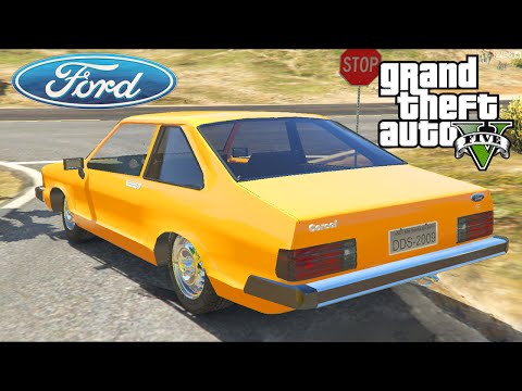 Carro Ford Corcel II - GTA 5 Mods