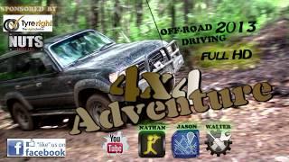 4x4 Adventure - Big River Bonanza (July 2013)