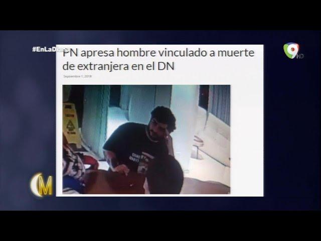 Mariasela Alvarez y Faride Raful comentan sobre la muerte de una Rumana en Santo Domingo